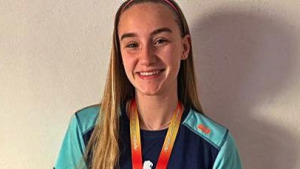 L'atleta Aitana Radsma guanya el Campionat d'Espanya i el Catalunya en dues setmanes