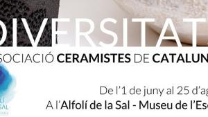 Exposició de l'Associació de Ceramistes de Catalunya