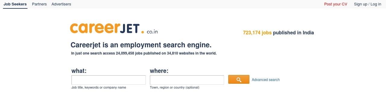 top 10 best job website in india weforit