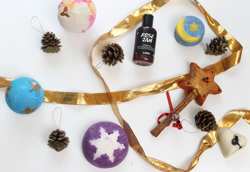 lush Christmas picks