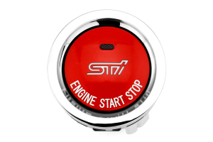 STI JDM Push Start Button  ( Part Number:  ST83031ST012)