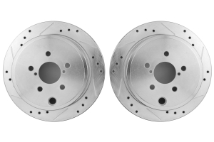Hawk Sector 27 Rear Rotor Pair ( Part Number: HR5018)
