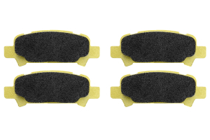 Winmax W3 Brake Pads Rear ( Part Number: WM-378-W3)