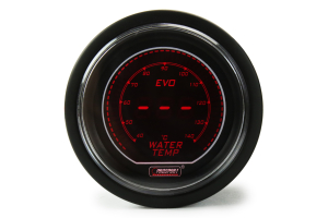 ProSport Water Temp Digital Display w/Temp Sensor ( Part Number: 216EVOWT-C)