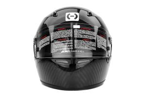 HJC HX-10 II Helmet Snell SA2010 Medium Carbon Black ( Part Number: 4CM10)