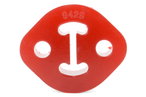 Perrin 12MM Red Exhaust Hanger ( Part Number:  ASM-EXT-100)