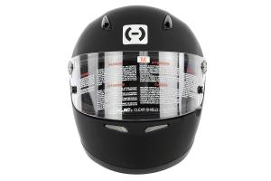 HJC AR-10 II Helmet Snell SA2010 Medium Rubbertone Black ( Part Number: 2BM10)