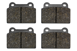 Ferodo DS2500 Rear Brake Pads  ( Part Number: FCP4168H)