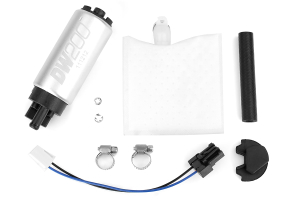 DeatschWerks DW200 Series Fuel Pump w/ Install Kit ( Part Number: 9-201-0791)