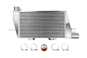 ETS Front Mount Intercooler Silver Core ( Part Number:  200-11)