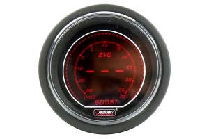 ProSport Digital Boost Gauge Electrical w/Sender Red/Blue 52mm ( Part Number: 216EVOBO.PSI)