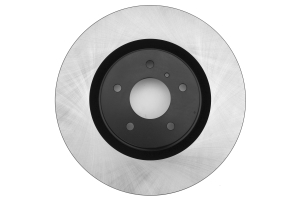 Centric Premium Brake Rotor Single Front ( Part Number: 125.42076)