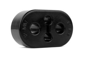 Kartboy 12MM Black Exhaust Hanger ( Part Number:  KB-011-12MM)