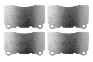 Stoptech Titanium Backing Plates / Shim Kit FMSI D1001 ( Part Number:STP 68.180.1001)