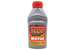 Motul RBF600 Brake Fluid Synthetic DOT 4 500ml ( Part Number:  100949)