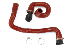 Mishimoto Silicone Radiator Hose Kit Red ( Part Number: MMHOSE-FOST-13RD)