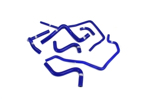 Samco Ancillary Hose Kit 7-Piece Blue ( Part Number:SAM TCS284CA-BLU)