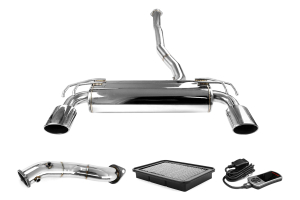 COBB Tuning Stage 2 Power Package with Oval Tip Exhaust ( Part Number: 652X2OV3)