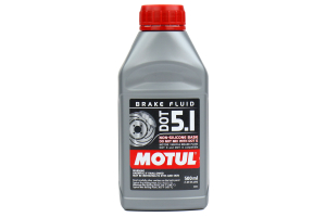 Motul DOT 5.1 Brake Fluid 500ml ( Part Number:  100951)