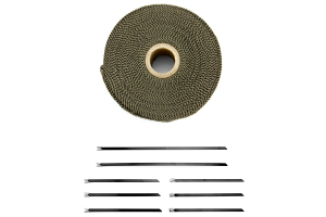 Mishimoto Exhaust Heat Wrap 2in x 35ft ( Part Number: MMTW-235)