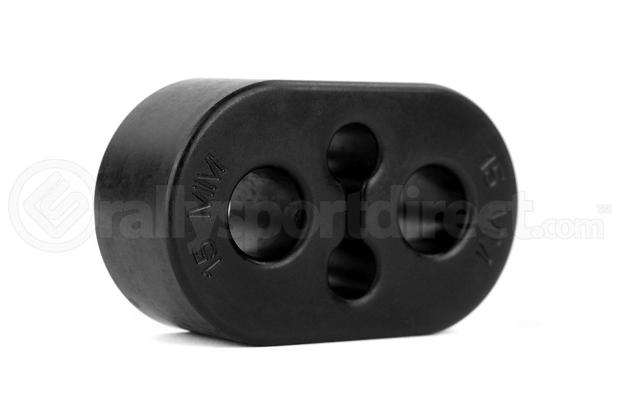 KartBoy 15MM Black Exhaust Hanger Standard Length  ( Part Number:KAR KB-011B-15MM)