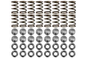 GSC Power-Division Single Valve Spring Set w/ Titanium Retainers ( Part Number: 5756)