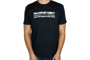 RallySport Direct Too Short to Stay Stock Vintage T-Shirt ( Part Number: 3204)