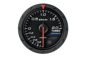 Defi Advance CR Boost Metric 52mm Gauge  ( Part Number: DF07802)