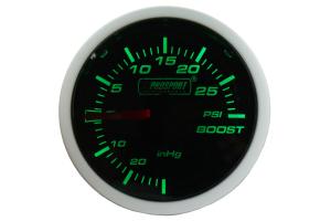 ProSport Boost Gauge Mechanical ( Part Number: 216BFWGBOSM.PSI)