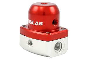 Fuelab Adjustable Fuel Pressure Regulator Red ( Part Number:  51502-2)