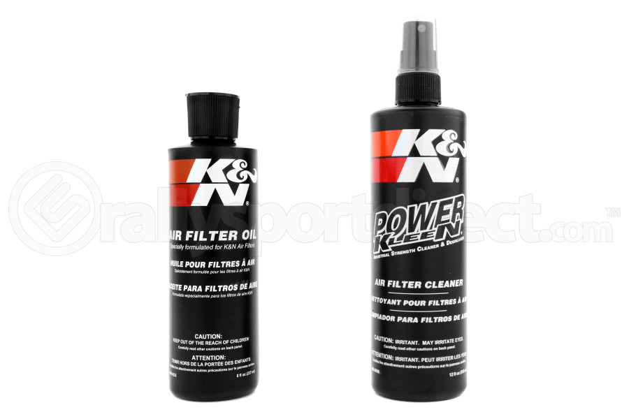 K&N Filter Care Service Kit Squeeze ( Part Number:KN 99-5050)