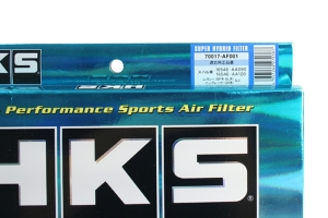 HKS Super Hybrid Panel Air Filter ( Part Number:HKS2 70017-AF001)