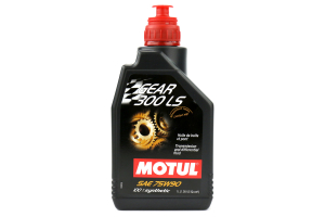Motul Gear 300 LS 75W90 Gear Oil 1QT ( Part Number: 105778)