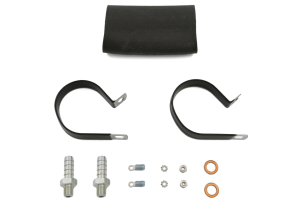 Walbro In Line Fuel Pump Installation Kit ( Part Number: 400-939)