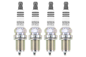 NGK Iridium Spark Plugs One Step Colder 2667 ( Part Number:  BKR7EIX-GRP)