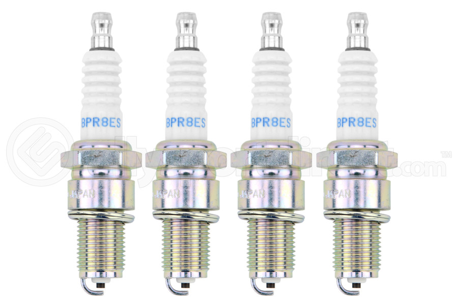 NGK Copper Spark Plugs One Step Colder 3923  ( Part Number:NGK BPR8ES-GRP)
