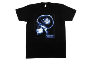RallySport Direct Boost Addict T-Shirt Black Mens ( Part Number: 333)