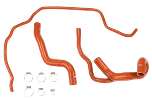 Mishimoto Silicone Radiator Hose Kit Red ( Part Number:  MMHOSE-MS3-07RD)