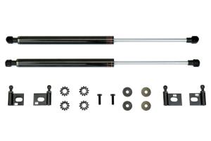 ProSport Carbon Fiber Hood Dampers ( Part Number:  HD-MITS.EVO 789)