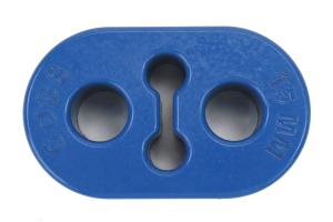 COBB Tuning 15MM Blue Urethane Exhaust Hanger Standard Length ( Part Number:COB 511301)