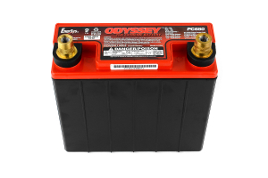 Odyssey Lightweight Battery w/ Terminals ( Part Number: PC680T)