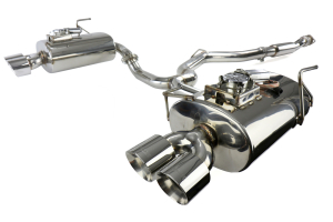 X-Force Turbo Back System w/ Varex Muffler Matt Finish ( Part Number: E2-SW26-VMK-TBS)
