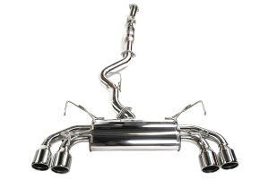 Invidia Q300 Cat Back Exhaust  ( Part Number:INV HS08STIG3S)