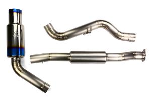 Tomei Expreme Ti Titanium Catback Exhaust ( Part Number:TOM 440018)