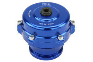 Tial QR Recirculating Blow Off Valve 10PSI Blue 1.34in Outlet ( Part Number:  QR.10B-1.34)