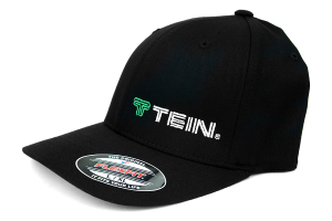 Tein Embroidered Hat Black FlexFit Large/XLarge ( Part Number:  TN003-004L-XL)