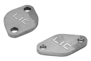 LIC Motorsports Air Pump Delete Plates  ( Part Number:  073109)