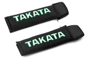 Takata Comfort Pads 3 Inch Black ( Part Number:  78008-0)