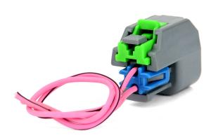 DeatschWerks Fuel Injector Clip US Car Type ( Part Number:DET CONN-USCAR)