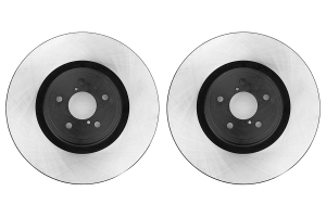Centric Premium High-Carbon Brake Rotor Pair Front ( Part Number:  125.47019-GRP)
